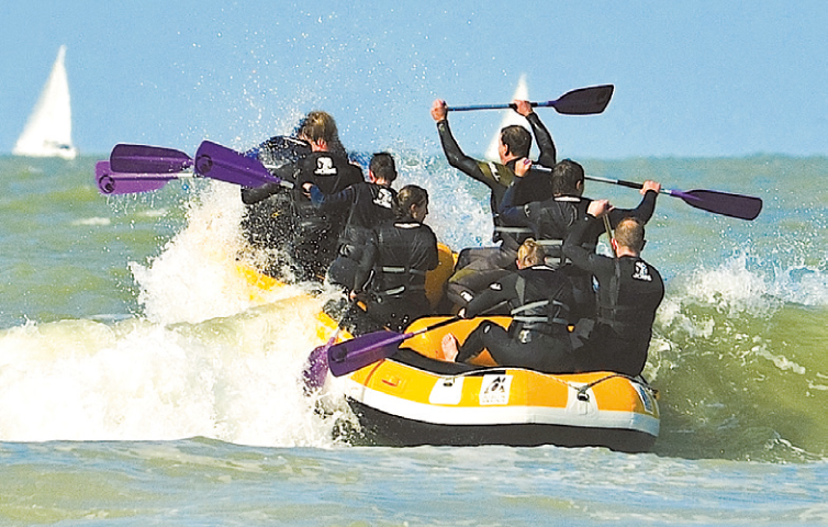 TEAMBUILDING + SPORTDAGEN SHOREBREAK